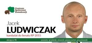 Senator jacek Ludwiczak