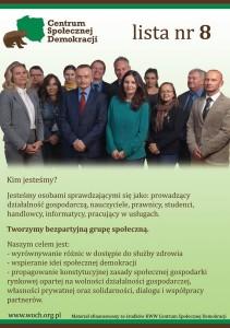 ulotka publikacja